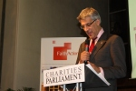 Steve Chalke chairing the CP event
