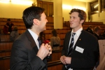 Pete Brierley Director of CP with Andy Burnham